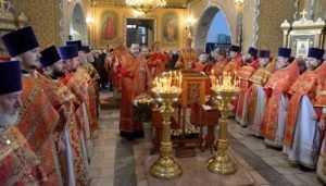 Патриарх решит судьбу лишённого сана клирика Клинцовской епархии