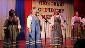 Обновленный благодаря партпроекту Стародубский ДК принял гостей
