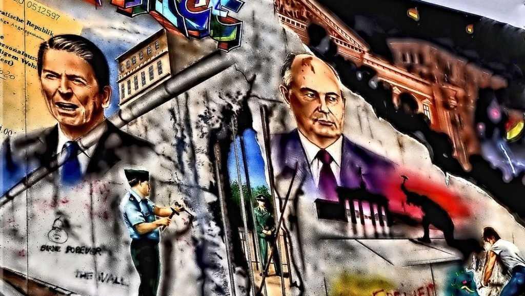 Немцы расскажут всю подноготную о Горбачеве