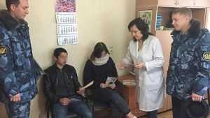 Врач рассказала брянским осужденным подросткам о вреде наркотиков