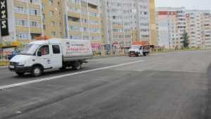 Открытие дороги на улице Романа Брянского перенесли на субботу