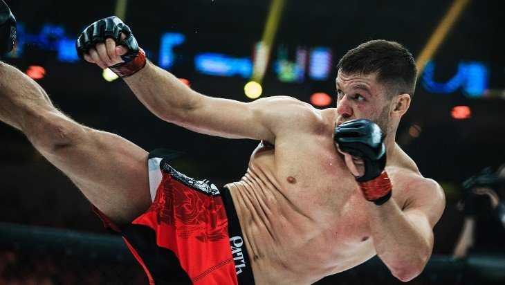 Брянский боец на ринге в Екатеринбурге сразится с американцем