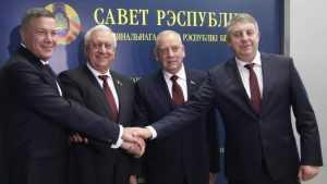 Губернатор провел в Белоруссии важные для брянской экономики переговоры
