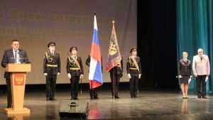 В День российской полиции в Брянске прошел большой концерт