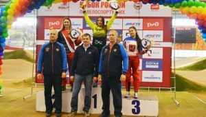 Брянская велогонщица Капитанова стала серебряным призером Кубка России