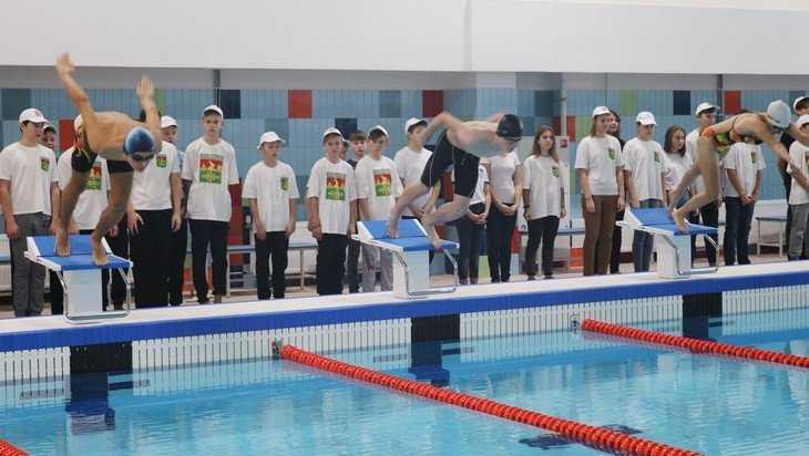 Николай Валуев поздравил жителей Клинцов с открытием нового бассейна
