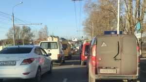 Нищие на «БМВ» и «Тойотах» превратили Брянск в город пробок