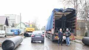 Завершение ремонта коллекторов в декабре уменьшит пробки в Брянске