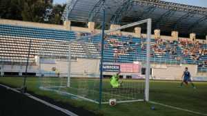 Брянское «Динамо» сыграло вничью с липецким «Металлургом»