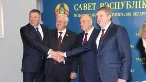 Белорусский спикер Михаил Мясникович похвалил Брянскую область