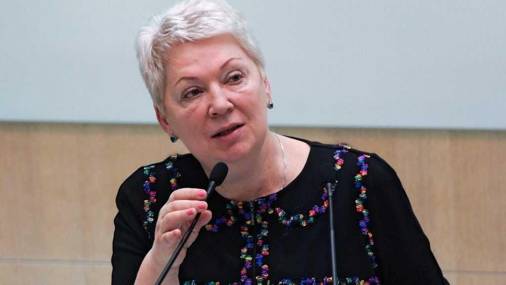 Министр просвещения поприветствовала участников Славянского форума в Брянске