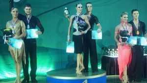 Брянские танцоры взяли «золото» на престижном турнире в Москве