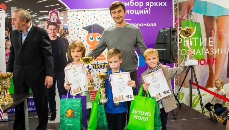 Юный брянский шахматист стал третьим на Кубке Сергея Карякина