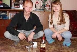 Спаивание населения России через интернет пока отложили
