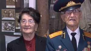 В Брянске побывали 14 ветеранов из Харьковской области