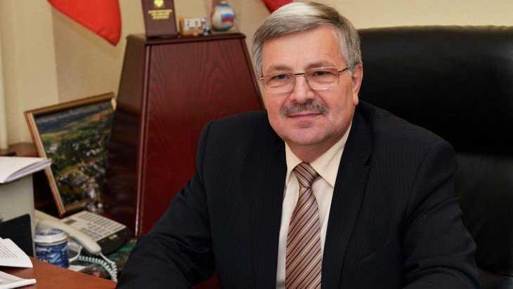 Губернатор Богомаз встретился с Анатолием Теребуновым