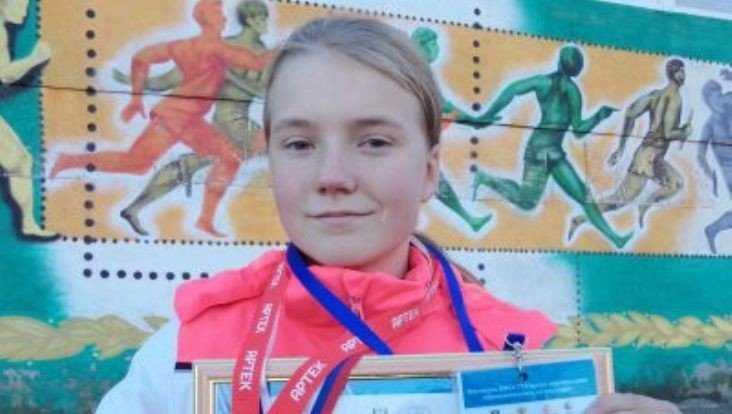 Брянская школьница Светлана стала второй на фестивале ГТО в «Артеке»