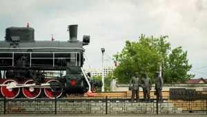 В Брянск 22 ноября прибудет ретро-поезд на паровозной тяге