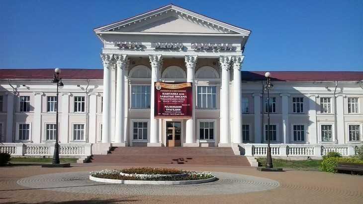 В Брянске объявили театральный конкурс «Открытый занавес»