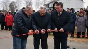 В Дубровке завершилось благоустройство дворовой территории