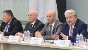 Академик Симчера оценил значение встречи россиян и белорусов в Брянске