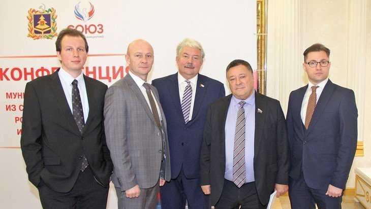 Сергей Бабурин отметил роль Брянска в сближении России и Белоруссии