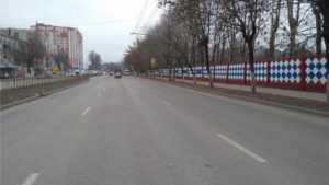 В брянском автобусе получили ушибы два пассажира