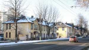 На власти Брянска подали в суд из-за бараков на улице Советской