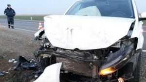 Под Унечей вылетевший на встречку грузовик погубил 36-летнего водителя