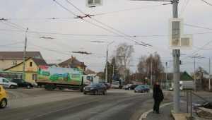 В Брянске расширенную дорогу на Городищенской горке откроют 16 ноября