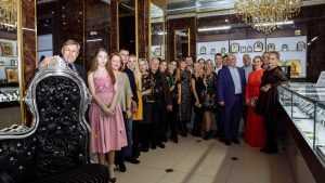 «Изумруд Царский» приглашает на «Месяц ювелирной моды 2018»