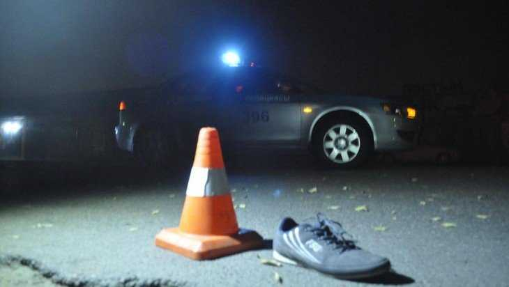 Под Брянском неизвестный водитель насмерть сбил пешехода и скрылся