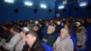 В Сураже Брянской области открыли обновлённый кинозал «Заря»