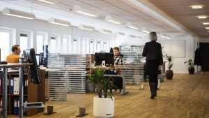Современные офисные перегородки