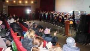 В Почепе прошёл благотворительный концерт «Чтобы жить»