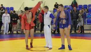 День самбо брянцы отметили победой в командном первенстве