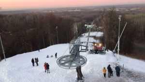 В Брянске 18 ноября стартовал горнолыжный сезон