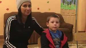 В Брянске попросили усыновить 6-летнего Артема