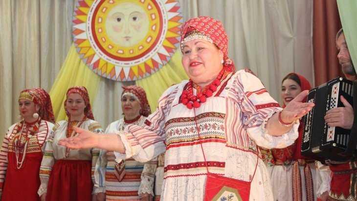 Брянский народный ансамбль русской песни «Околица» отметил 20-летие