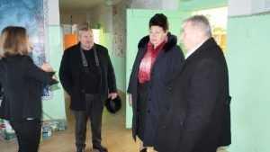 Заместитель губернатора Брянской области посетила Погарский район