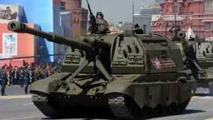 Российский генерал рассказал о новом вооружении для артиллерии