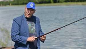 Николай Валуев назвал лучшие места для рыбалки в Брянской области