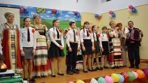 Немеричская школа Дятьковского района отметила 50-летний юбилей