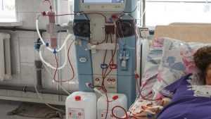 Брянские чиновники отказали больной женщине в гемодиализе
