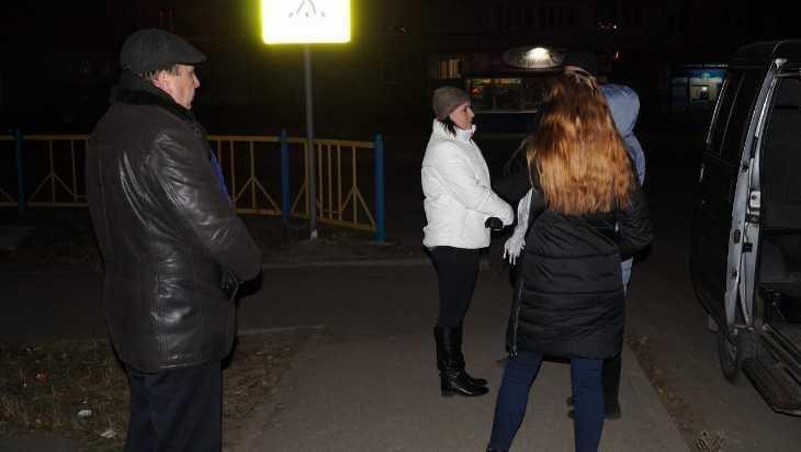 В Бежице поймали двух нарушительниц комендантского часа