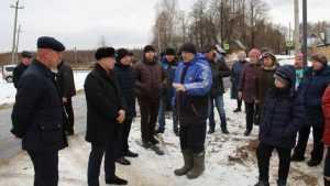 В Жуковском районе сдана в эксплуатацию новая дорога