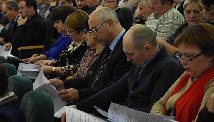 В Брянске состоялось заседание совета руководителей фракции партии «Единая Россия»