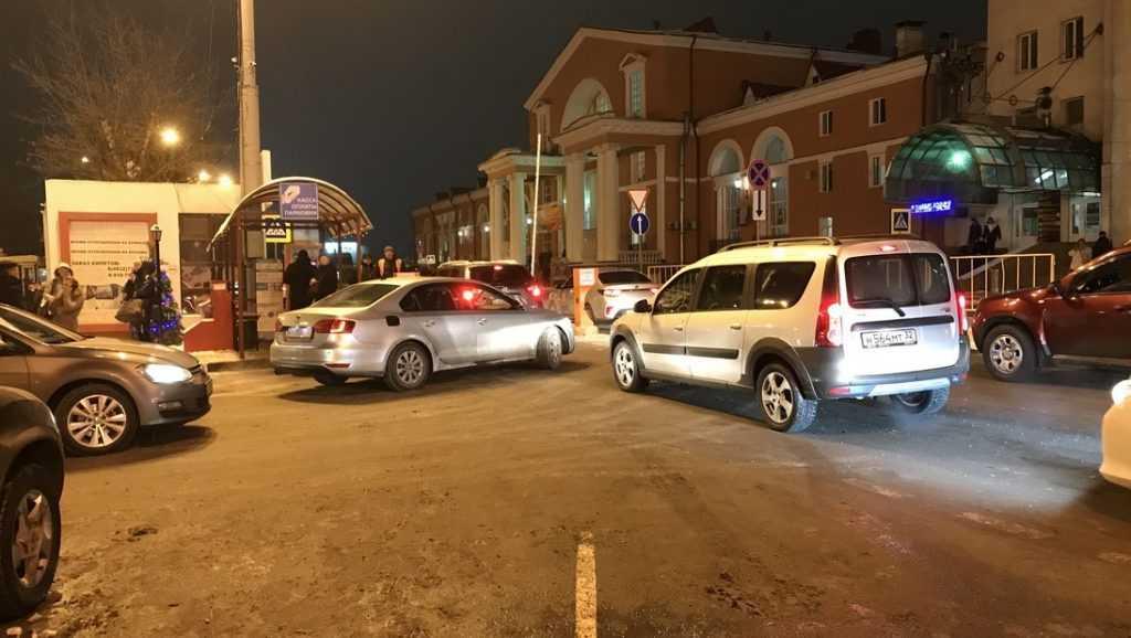 В Брянске возле железнодорожного вокзала сделали 15-минутную ловушку