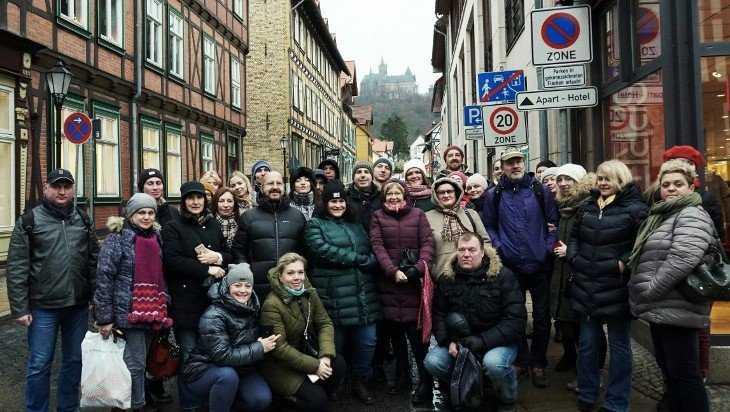 Брянский городской академический хор выступил в соборах Германии