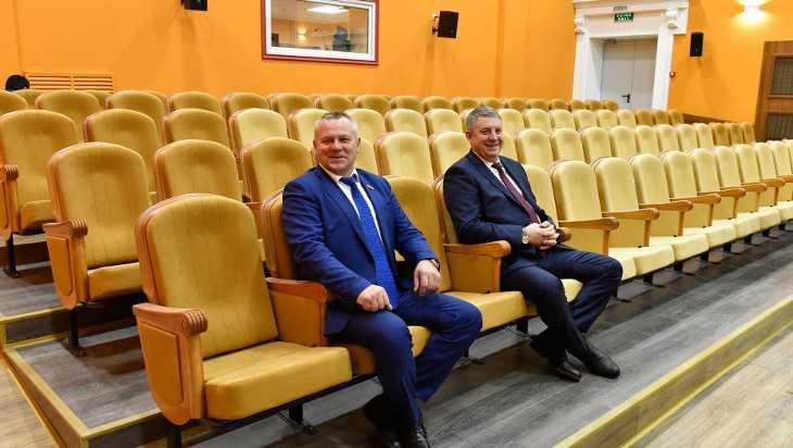 КНовому году в Брянске откроется обновленный театр кукол